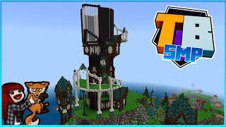 The Base takes Shape! Truly Bedrock SMP | Season 2