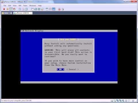 pfSense 2 0 - Limit Download \u0026 Upload bandwidth per IP | FunnyDog TV
