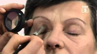 Szkoła wizażu - Makijaż kobiety dojrzałej Edycja 19 - 04.02.2011