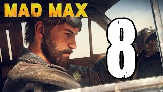► Mad Max | #8 | Konvoj! | CZ Lets Play / Gameplay [1080p] [PC]
