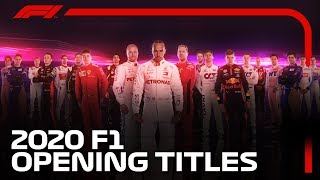 2020 F1 Opening Titles!