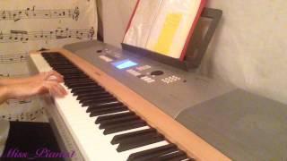 يا طير يا مسافر له - حاتم العراقي على البيانو (سماعي) Ya 6eer piano cover