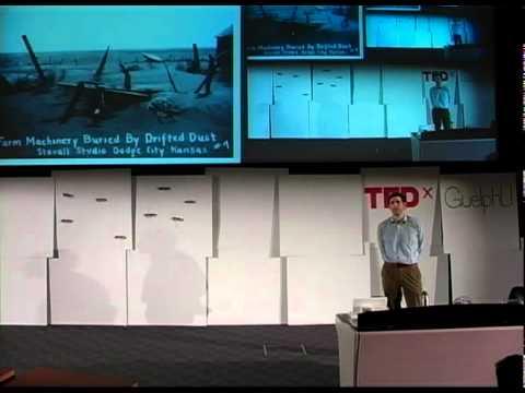 TEDxGuelphU- Ben Bradshaw