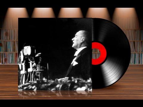 Mustafa Kemal Atatürk - 10.Yıl Nutku (Orijinal Plak Kayıt) 45lik