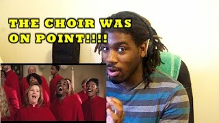 [Pentatonix] [Oh Come All Ye Faithful] [REACTION!!!]