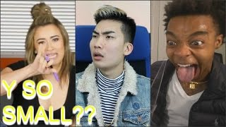Ricegum Smash or Pass Challenge MUST BE STOPPED REACTION & THOUGHTS!