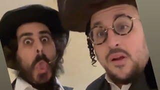 Short Video: Lipa Schmeltzer & Yakov Yosef Langsam Acting Funny