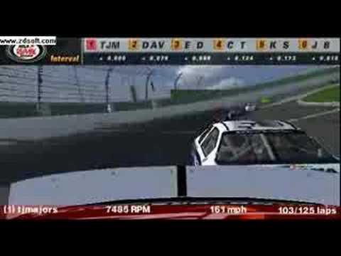 ARCA Sim Racing at Kansas