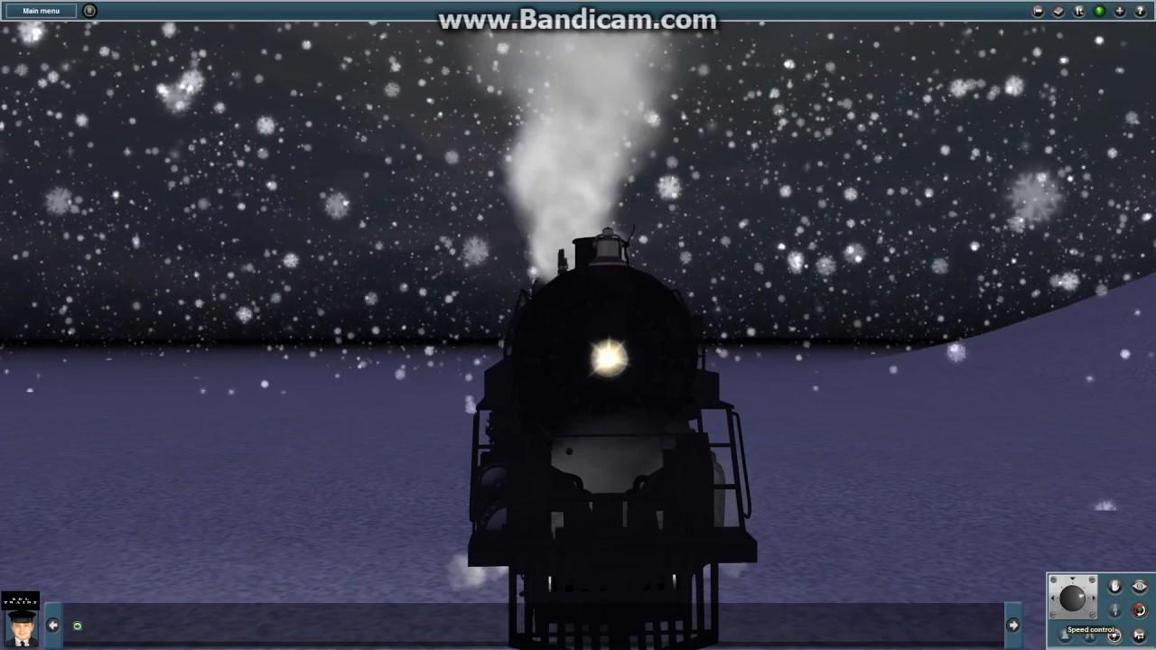 Trainz Polar Express Read Description Youtube