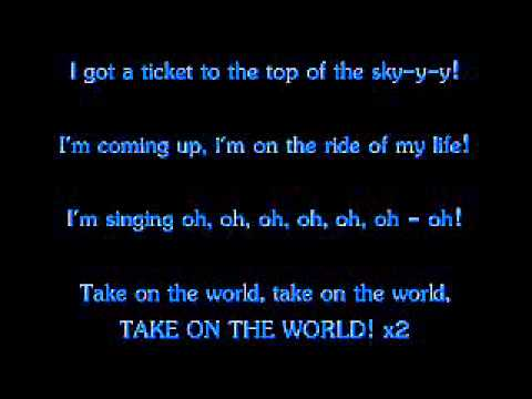 Apprehend what Lyrics Girl On Take The World World Meets Speculate Main