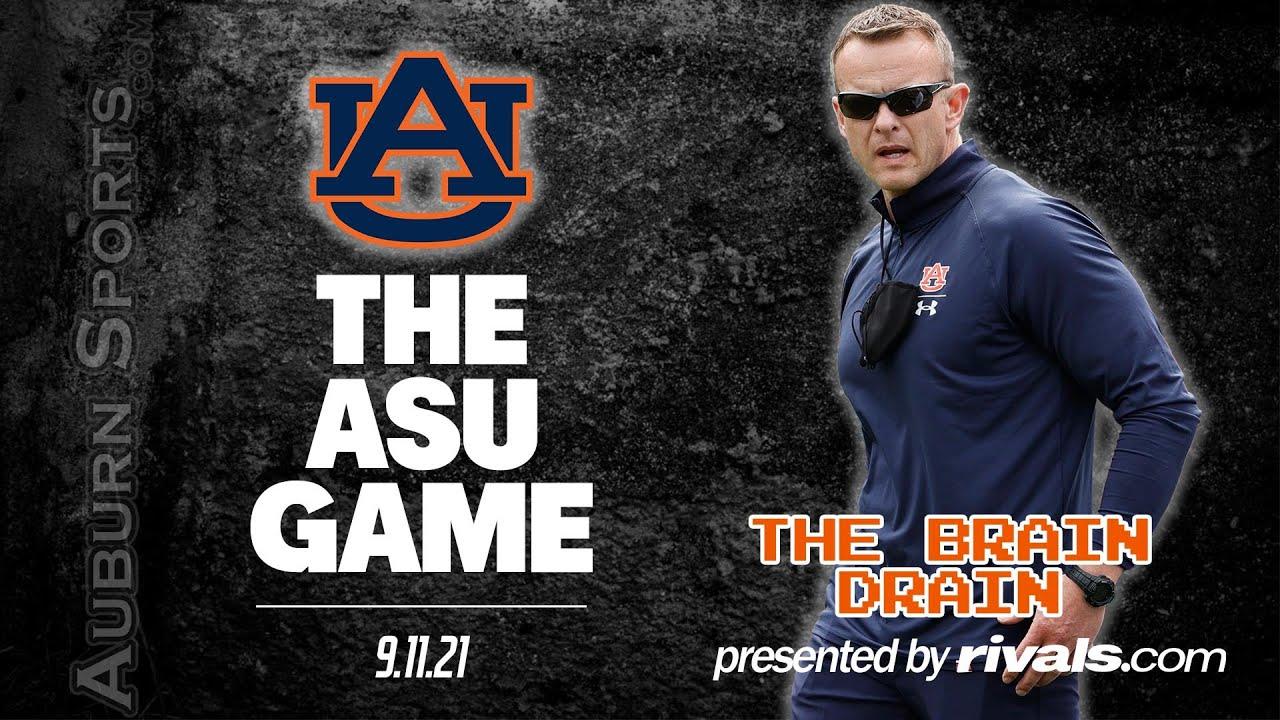 BRAIN DRAIN: Alabama State at Auburn