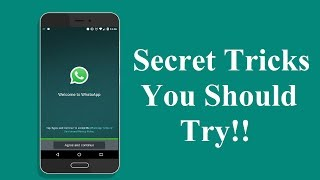 Whatsapp Secret Tricks for All WhatsApp Users