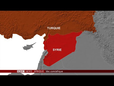 Offensive Turque en Syrie, le monde en crise diplomatique - BBC Infos 09/10/2019