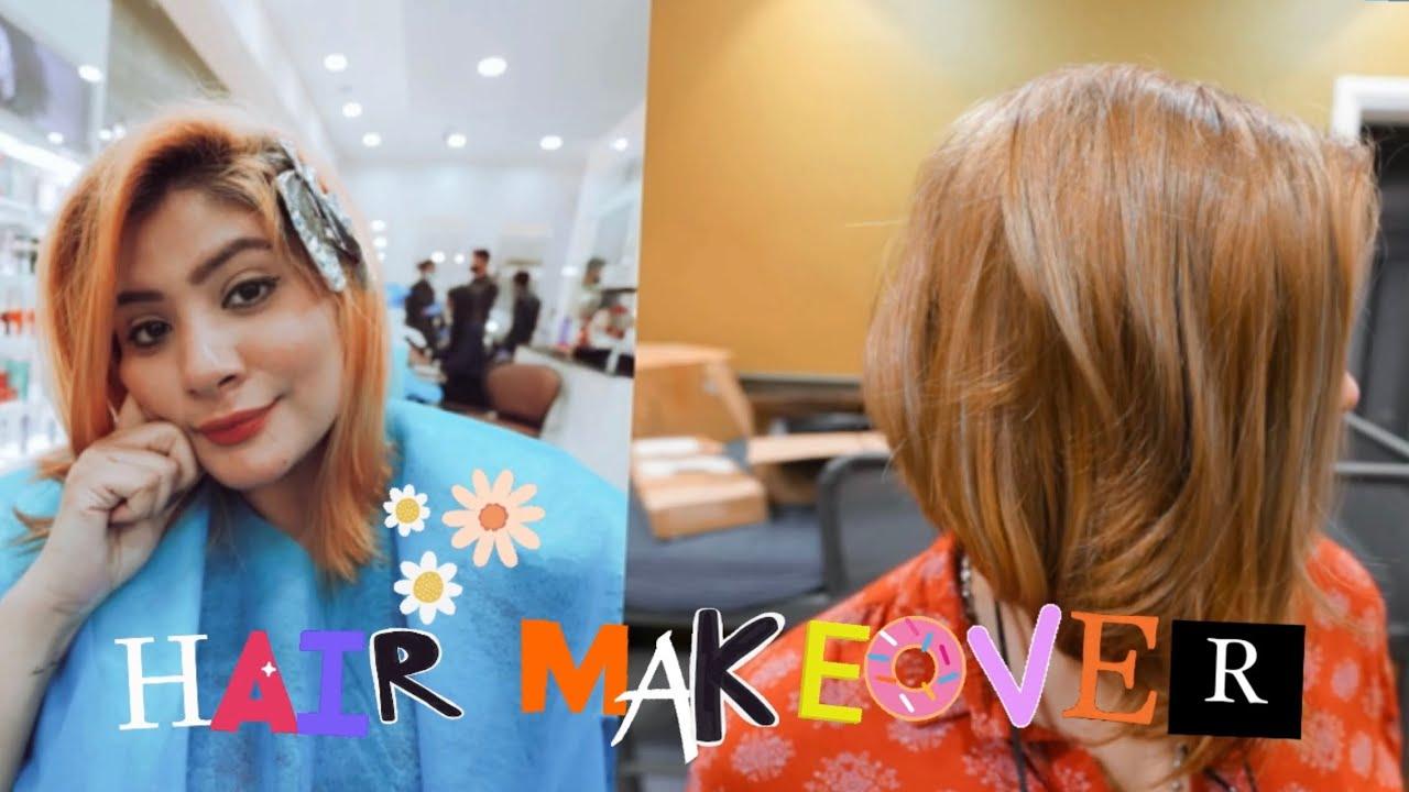 Hair Transformation To Blonde!