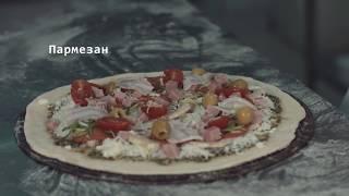 """Видео-рецепт пиццы """"Дель Песто"""". Сеть ресторанов """"Сушкоф"""""""
