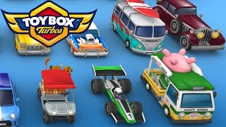 Toybox Turbos - Arcade Race With Model Cars - 1080p 60fps - Gameplay #02