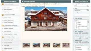 Catalogue Vacances : Offres de location ski Sport d'hiver Morzine (74110)