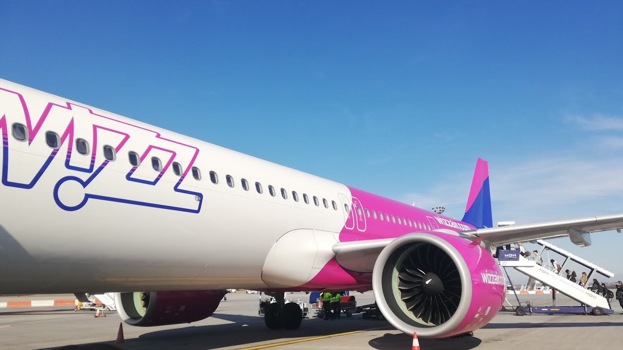 Flight report | Wizzair W6 2886 Athens /ATH/ - Vienna /VIE/ |Airbus A321| Trip to Greece #stayhome