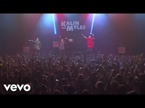 Kalin And Myles - I Don't Really Care (Live on the Honda Stage)