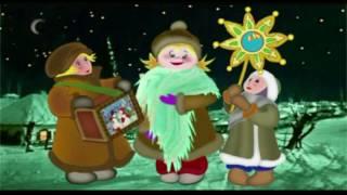 Поздравления с Рождеством Христовым 2018 - Merry Christmas -  в ночь под Рождество