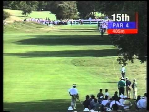 1994 Australian Open Golf won by Robert Allenby | 7 Sport | The Royal Sydney Golf Club