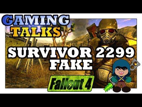 Fallout 4 Teaser Site Survivor 2299 Fake Pete Hines Tweet Youtube