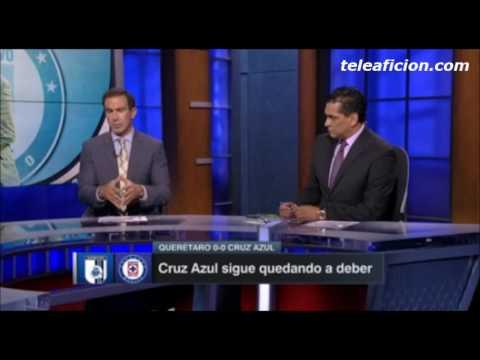 Cruz azul y gallos del Queretaro reparten Unidades el fecha 5 Liga MX