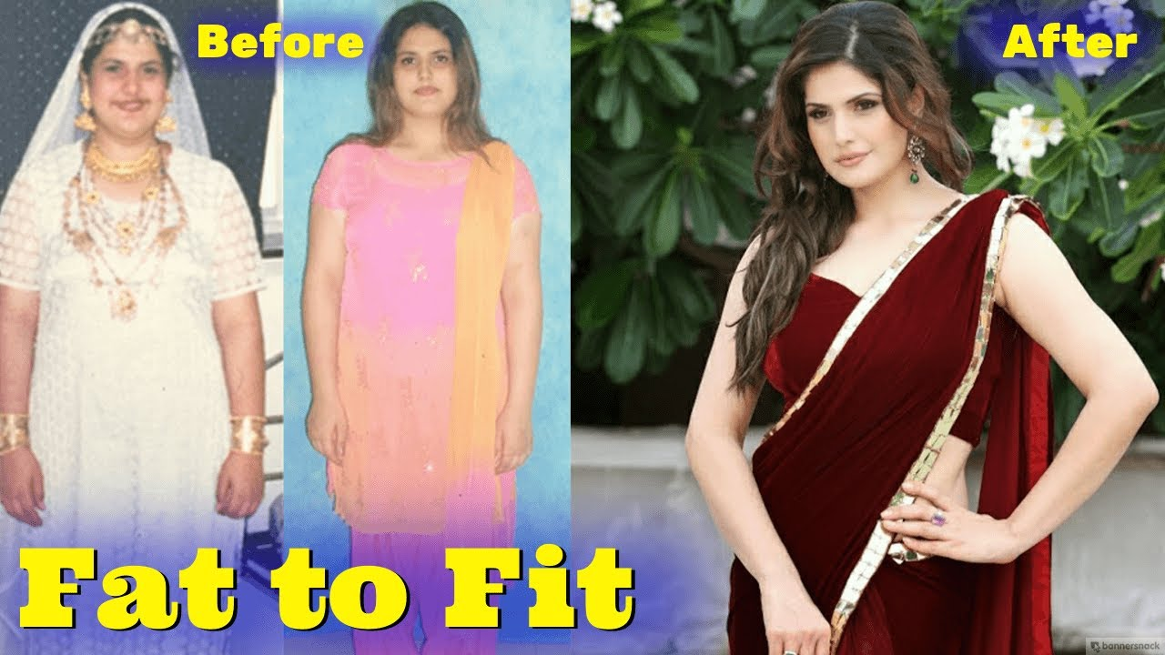 top 12 indian celebrities who turned from fat to fit | unbelievable