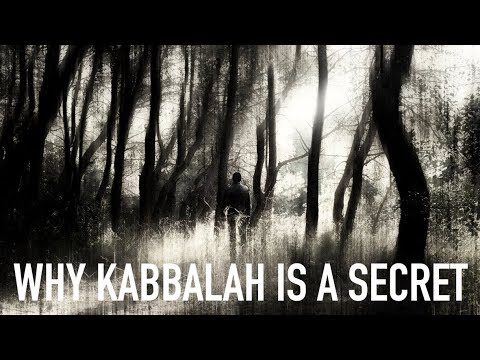 Why Kabbalah Is a Secret