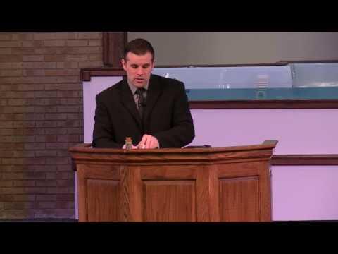 Rev. Peter Murdock  A Perfect Sacrafice, Eph. 2:12,All  Mar. 8, 2017 Wed. P.M.