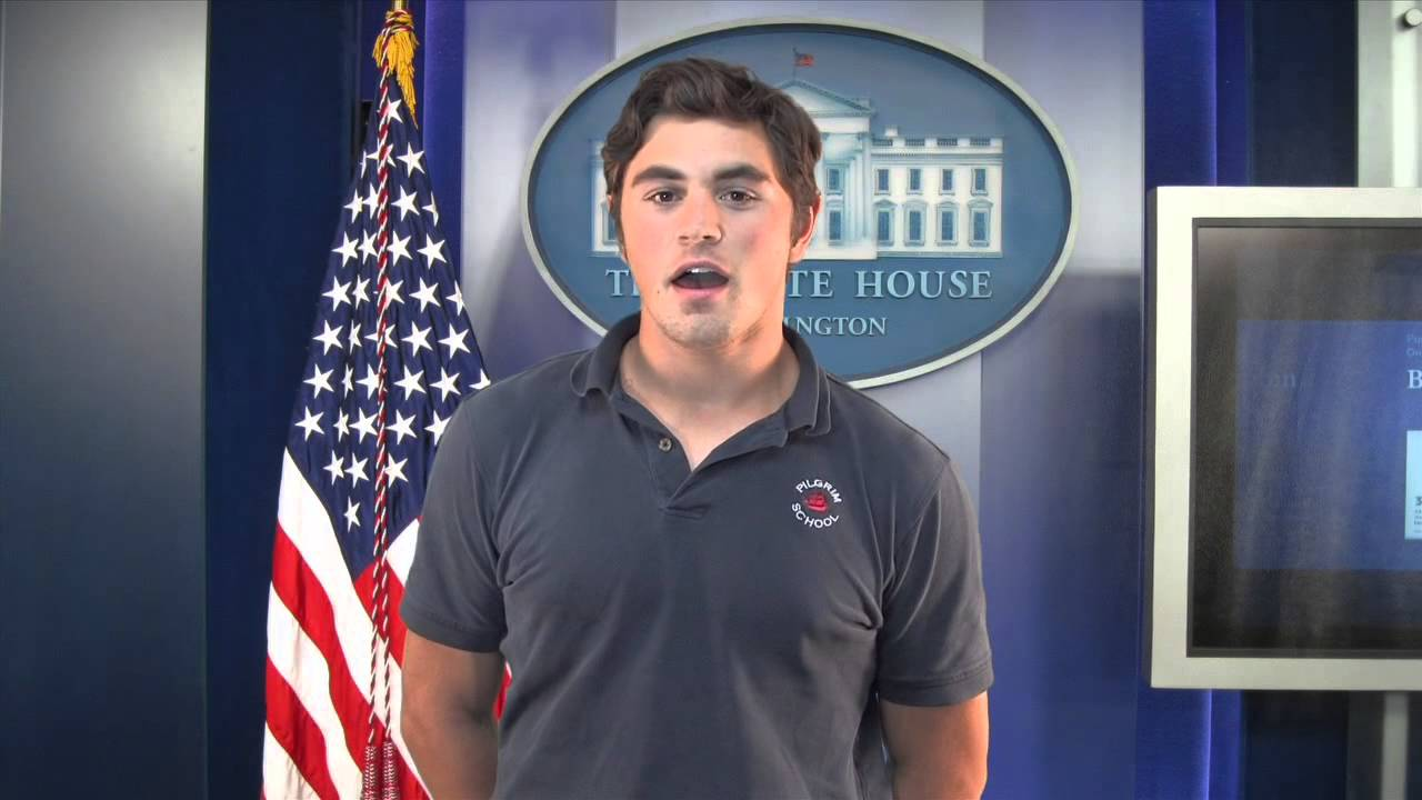 high school presidential speech examples