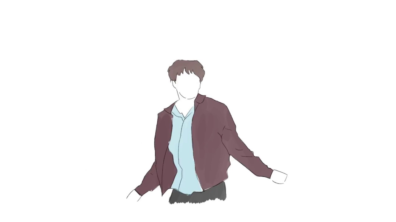 Bts 'not Today' Animation (colored Ver)