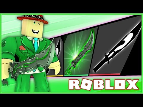 I UNBOXED THE RAREST KNIFE IN THIS ROBLOX GAME!!