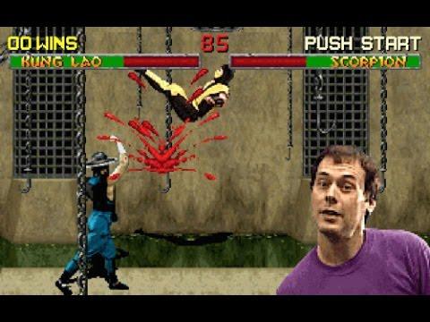Mortal Kombat TOASTY !!!