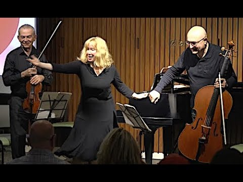 Studio City Opera: Tchaikovsky Piano Trio in a minor Op.50 (The River and the Frog)