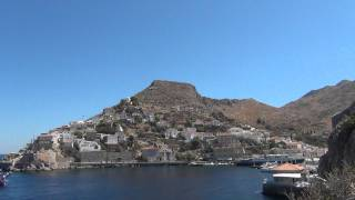 Идра, остров,Греция(Идра (греч. Ύδρα — «вода», или «Гидра») — остров в заливе Сароникос в Греции. Расположен близ восточного..., 2011-10-29T16:04:25.000Z)