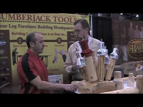 International Builders Show 2010 - Lumberjack Tools