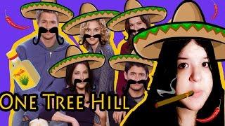 Баскетболисты - мексиканцы. Холм Одного Дерева/One Tree Hill [Смотрите это НЕМЕДЛЕННО]