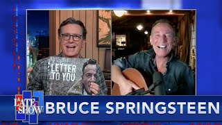 Bruce Springsteen On 50 Years Working With Friends: The Only Place That Happens Is Rock And Roll