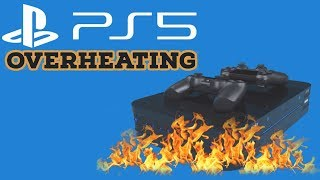 PlayStation 5 Reportedly Has Overheating Issues | Sony Worried About PS5 Design
