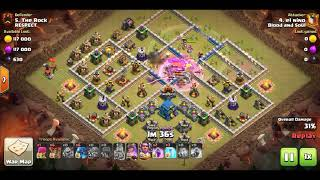 NEW TH12 WAR ATTACK STRATEGY | ELECTRO DRAGONS WITH BOWLERS + WALL WRECKER !