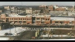 The building of Canal Park, Home of the Akron Aeros