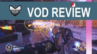 Silver PC Zarya Game Play In Depth Review by a Grand Master Zarya Main. Volskaya. Part 2