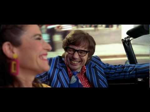 Austin Powers - Yeah baby yeah!!!