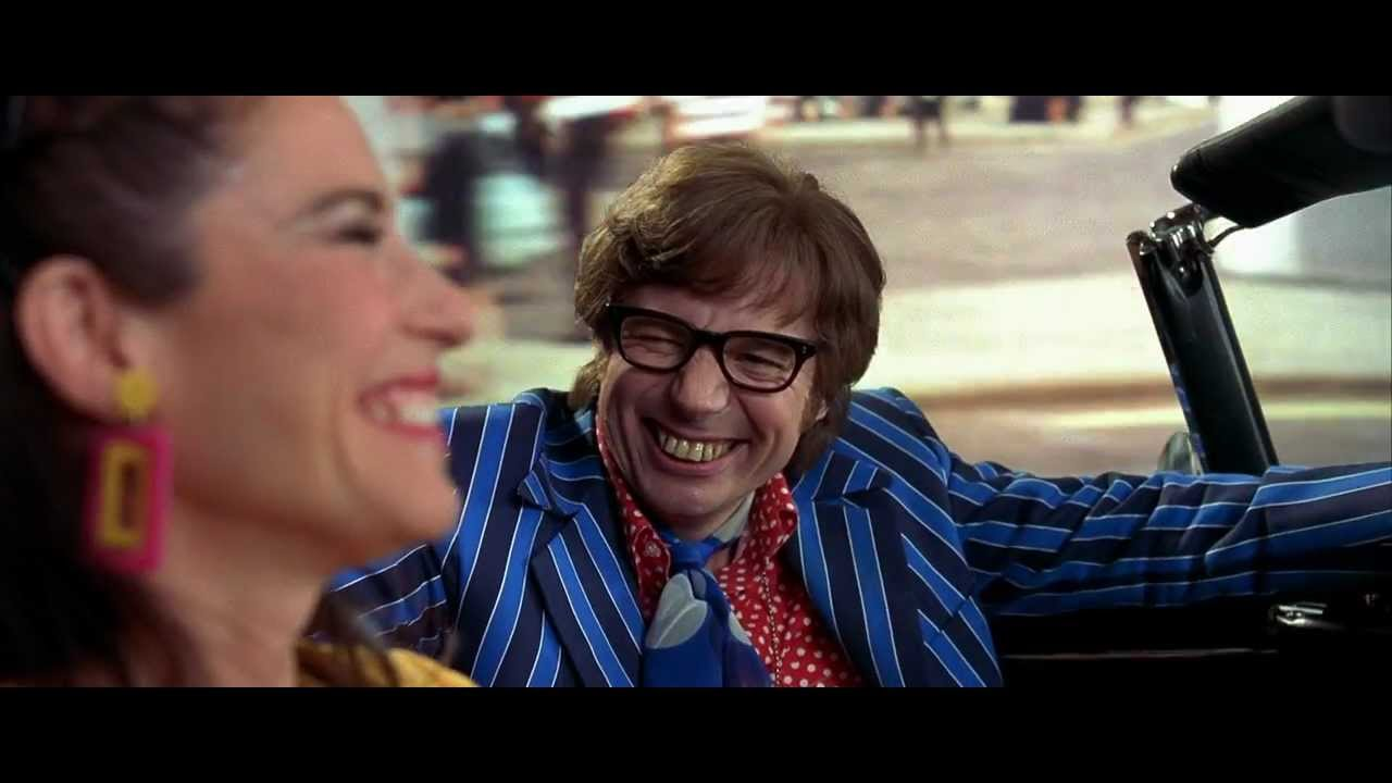 austin powers yeah baby yeah youtube