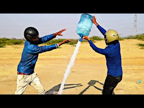 India's Biggest Water Bottle Rocket - MR. INDIAN HACKER