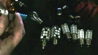 LED лампы для автомобиля(разница нагрузки на генератор автомобиля ламп LED и нити накаливания., 2014-03-28T08:22:32.000Z)