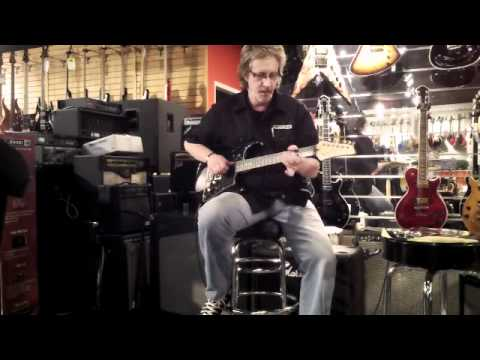 Line 6 James Tyler Variax Overview at Bellevue American Music