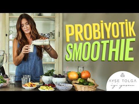 Probiyotik Smoothie Nasıl Yapılır? | Bağışıklık Sistemini Güçlendiren Smoothie