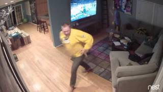 Packers vs Lions Crazy Bananas Reaction